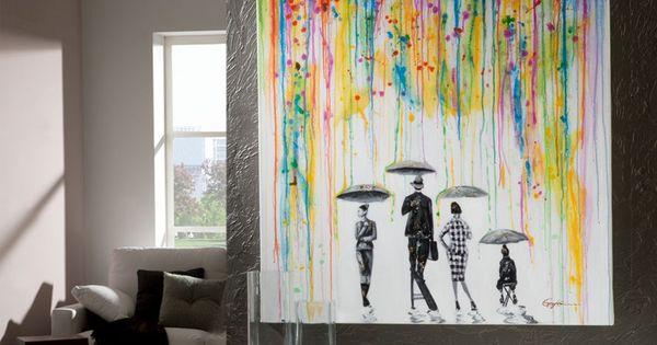 Cuadros acrilicos lluvia decoracion beltran tu tienda en for Decoraciones para el hogar catalogo
