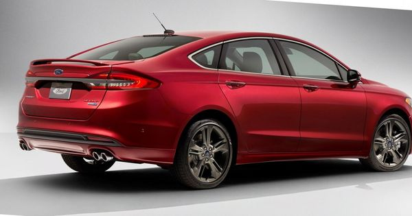 ford fusion 2017 equipment group 202a