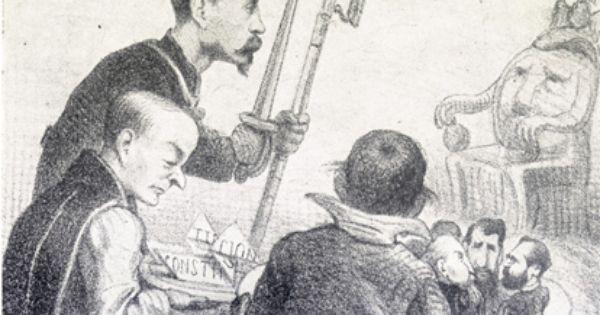 Santiago hern ndez los tres reyes magos ju rez lerdo y for Silla presidencial