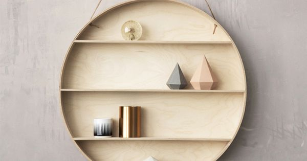 The Round Dorm Hanging Shelf Euro The Wall And It Is