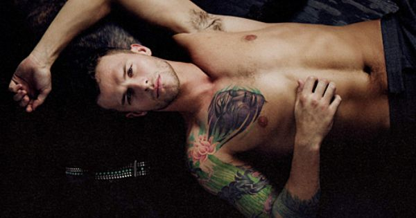 Beautiful sleeve on a beautiful man :)
