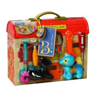 Animal Hospital Use Keys To Open And Lock Doors Help Me Open Door Purple Key Key In And Teach Sequencing Give Sh Gifts For Kids Top Toys Playset