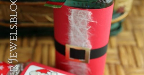 haha so corny...love it and i do love hand sanitizer inexpensive Christmas