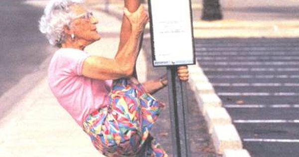 You go girl! Simple Yoga Practice for Senior Citizens. ~ Waylon Lewis,