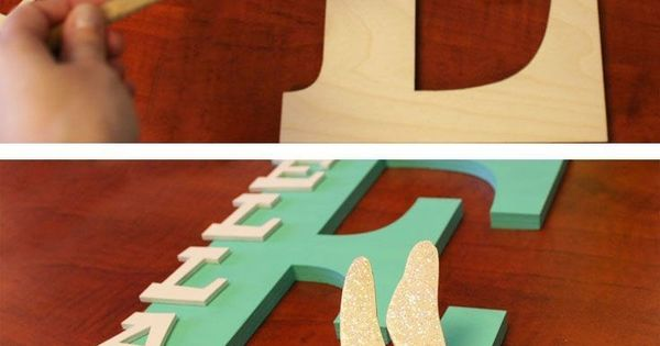 How To Make a Custom Name Monogram I wanna make this for
