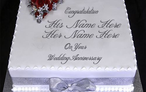 Cake Decorating Writing Names : design you own custom cake with write name on cake photo ...