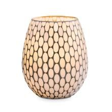 Product Image Of Champagne Glow Hurricane Partylite Party Lite Candles Candle Decor