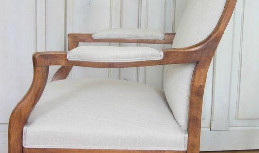 changer le tissu d 39 un voltaire tapissier d 39 ameublement patine pinterest. Black Bedroom Furniture Sets. Home Design Ideas