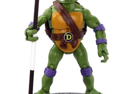 Teenage Mutant Ninja Turtles Classics Series Donatello Action Figure Walmart Com Ninja Turtles Teenage Turtles Teenage Mutant Ninja Turtles Movie
