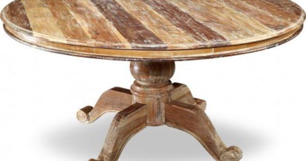CLASSIC HOME HAMPTON RECLAIMED DINING TABLE DINING  : c4731f37fc75653398801a487f32feeb from www.pinterest.com size 600 x 315 jpeg 25kB