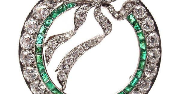 Jewelry, Tiffany Antique