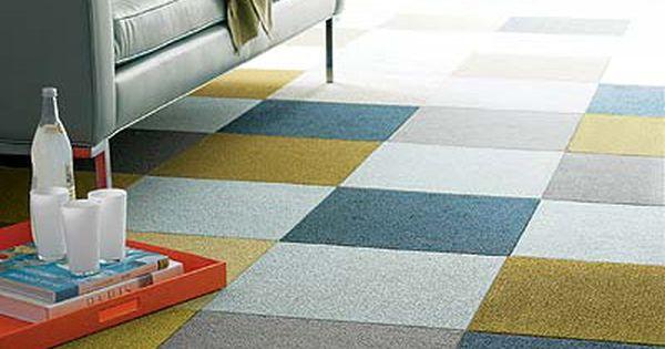 Decorating Changes Carpet Tiles Crafty Stuff Pinterest