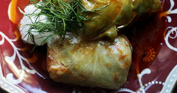 Romanian Stuffed Cabbage Leaves | Sarmale | Recipe