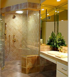 Retirement Home Plans And Accessible Independent Living With Universal Design By Topsider Homes Open L Universal Design Bathroom Bathroom Design Ada Bathroom
