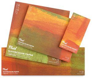 Blick Premier Watercolor Blocks Watercolor Tips Watercolor