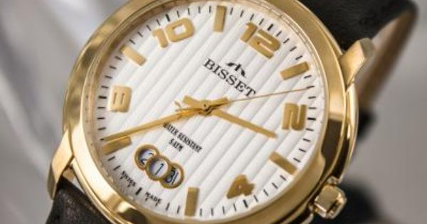 Zegarek Meski Bisset Bscd59 Swiss Made Datownik 5068365140 Oficjalne Archiwum Allegro Swiss Swiss Made Omega Watch