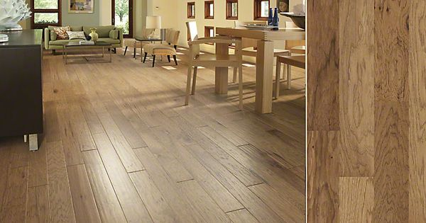 Shaw engineered hardwood style camden hills color rawhide for Camden flooring