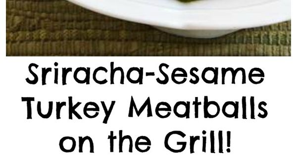 Turkey meatballs, Grill pan and Turkey on Pinterest