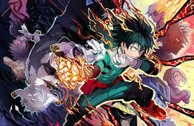 My Hero Academia Wallpapers High Quality My Hero My Hero Academia Snowman Wallpaper