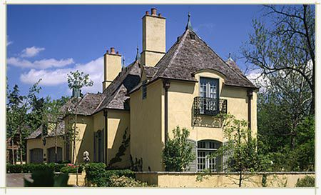 Jack Arnold French Country Exterior French Style Homes Farmhouse Plans