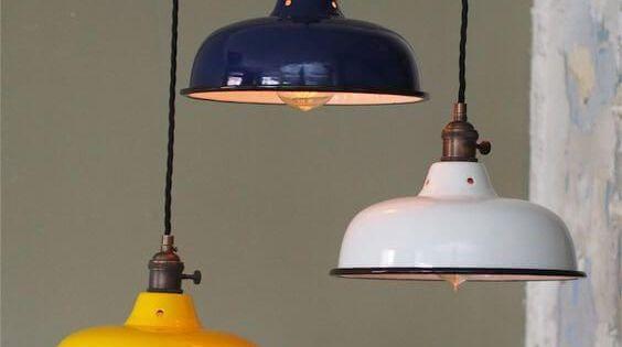 Comment Utiliser Le Jaune En Decoration Vintage Lamps Kitchen Lamps Lamp Light