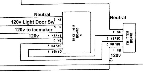Unique Whirlpool Ice Maker Wiring Diagram In 2020 Ice Maker Diagram Wire