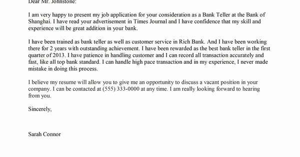 bank teller cover letter template free microsoft word templates - bank teller job description