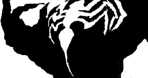 Venom Stencil By Madeofmatches