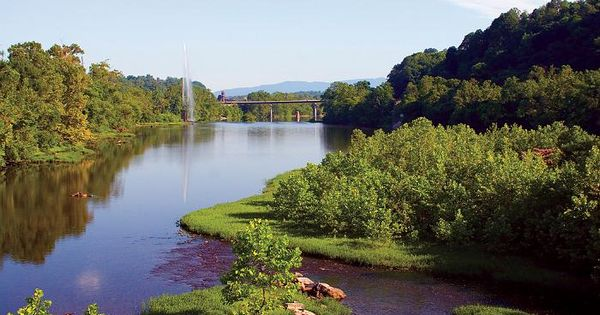 James river lynchburg va lynchburg scenery pinterest for Carvins cove fishing