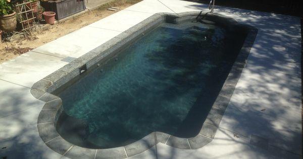 Central Pools Inc Baton Rouge La Trilogy Fiberglass