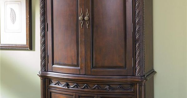 North Shore Armoire By Ashley Millennium Www Shopweathers