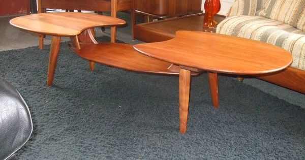 Coolest Multi level Coffee Table Ever Mid Century