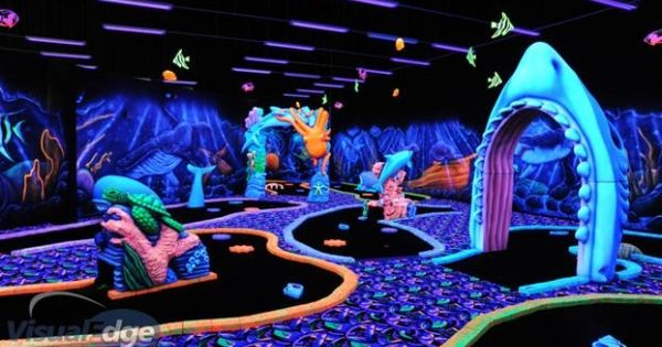 Mini Golf Weatherford TX - Glow In The Dark Putt Putt ...