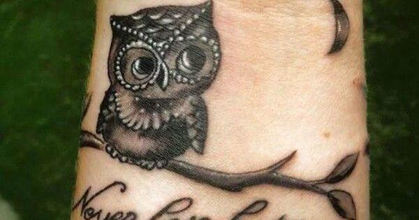 sova je moudra | o sobě | Pinterest | Owl and Tattoo
