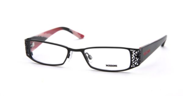 Returning Glasses To Zenni Optical : Missoni 26 - Black - 25051223 - ?169,- Adelas Fashion ...
