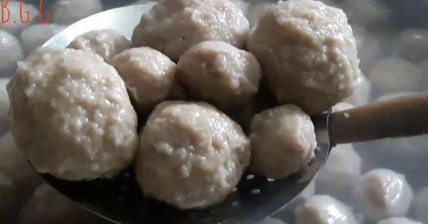 Resep Bakso Super Dari Bagus Giri Sang Mantan Tukang Baso Youtube Food Super Singing