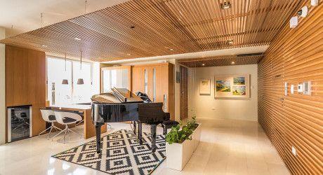 Westcliff Pavilion House By Gass Architecture Studio False Ceiling Design Ceiling Design Pop False Ceiling Design