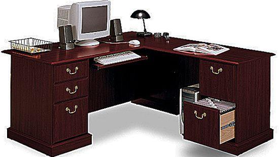 Bush Ex45670 03k L Shaped Corner Desk L Shaped Desks Home