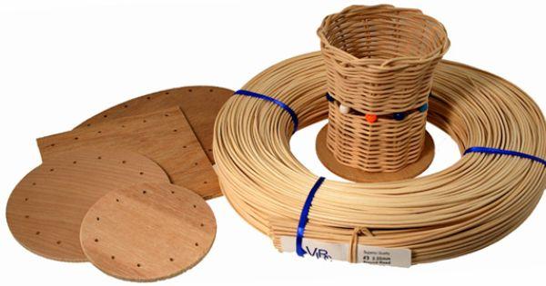 Basket Weaving For Elementary Students : Kids sampler basket weaving kit for ages and up