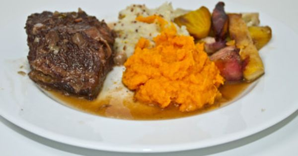 ... sauces, Roasted root vegetables and Braised short ribs on Pinterest