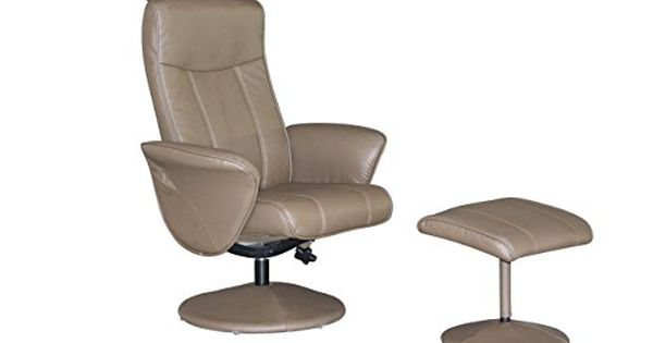 The Siena Faux Leather Recliner Swivel Chair Living Room Recliner Leather Recliner Chair