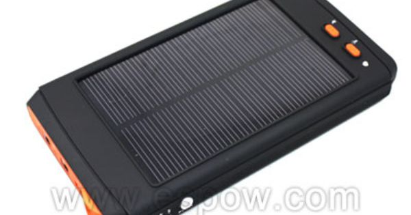 Solar Power Charger For Laptops Or Anything Else For Working At The Coffee Shop That Never Has Outlets Solar Panel Charger Solar Power Charger Solar Charger