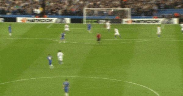 An Incredible Goal By David Luiz Goal Football Gif Sportif