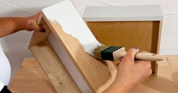 m bel selbst lackieren so einfach geht 39 s holzarbeiten pinterest m bel selbst lackieren. Black Bedroom Furniture Sets. Home Design Ideas