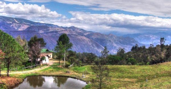 Alexis Farm In Ecuador Landscape Natural Landmarks Nature