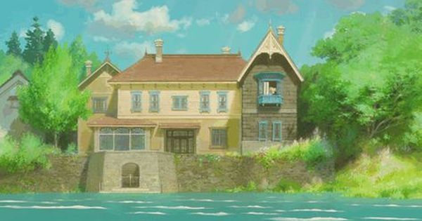 When Marnie Was There Studio Ghibli Gif With Images Studio Ghibli Movies Studio Ghibli Ghibli
