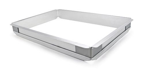New Star 42580 Aluminum Sheet Bun Pan Extender Half Size New Star Foodservice Http Www Amazon Com Dp B00gbhp6aa Ref Cm Sw R Pi Dp 1 Utensilios Cocinas Horno