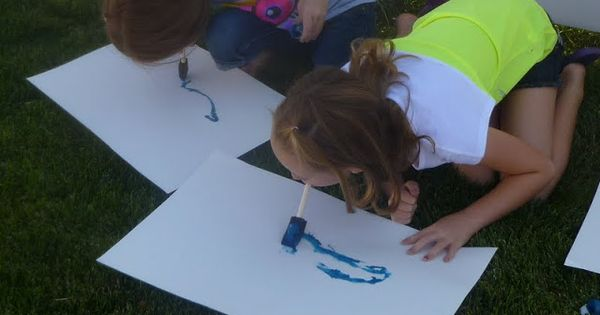 Lots of great Winter dolphin party ideas!! Paint a dolphin with your