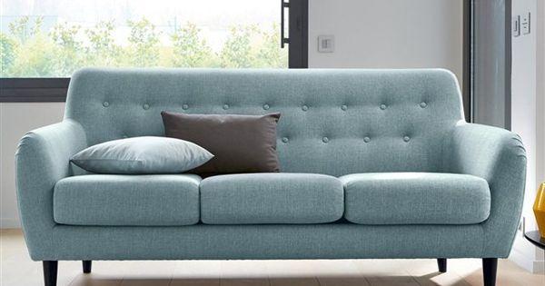 table d 39 appoint mindi canap s bleus la redoute. Black Bedroom Furniture Sets. Home Design Ideas