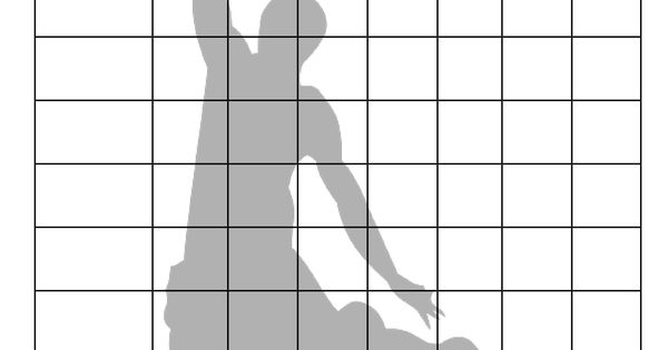 Basketball Chore Chart Kids Coloring Pages Pinterest
